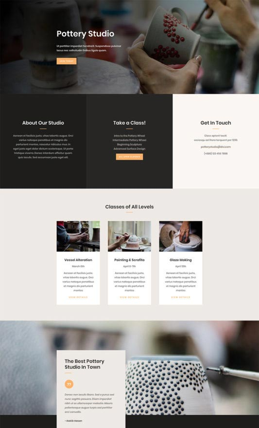 Professional Web Design on a budget | The website you can afford